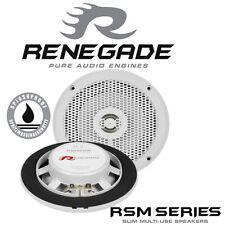 Renegade RSM52W  Marine 13cm Lautsprecher extra flach 25mm  2 Wege 120W TOP