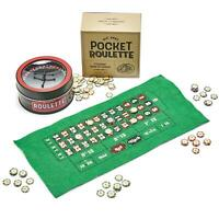High Roller Pocket Roulette Game in a Gift Box