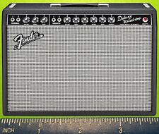 Fender Twin Deluxe Princeton guitar Bassman amplifier fridge Magnet