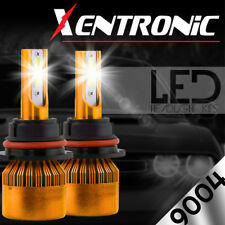 XENTRONIC LED HID Headlight kit 9004 HB1 6000K for Nissan 200SX 1995-1997