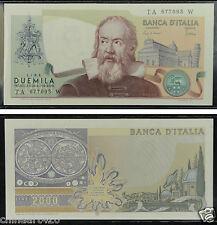 Italy Paper Money 2000 Lire 1983 UNC