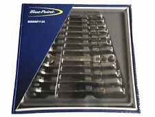Blue Point 12Pc Metric Ratcheting Combination Spanner Set Sold by Snap on NEW