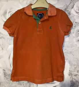 Boys Age 4 (3-4 Years) Joules Polo Shirt