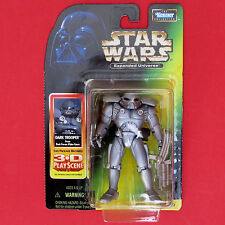 Hasbro 1998 Star Wars Expanded Universe Dark Trooper Action Figure (New) Rare