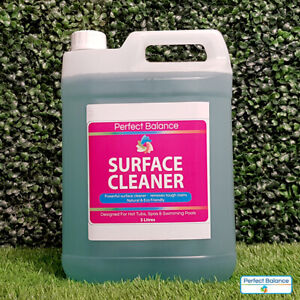 Hot Tub Cabinet Surface Cleaner 5L Perfect Balance