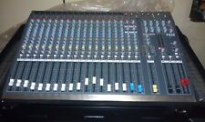Allen & Heath pa20 with Case and Cables