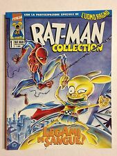 Rat-Man Collection n.1 EDICOLA (Ragnetto) Suppl.Uomo Ragno Leo Ortolani 1997