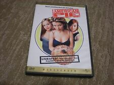 American Pie DVD (1999) Unrated!!!