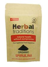 Spiruline Supplément (organique) - 100% Végétarien & Halal