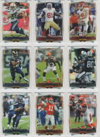 2014 Topps Football Team Sets **Pick Your Team**