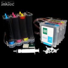 Ciss Recharge CARTOUCHE D'Encre Imprimante Continuous Encre Systeme Jeu 88 XL