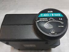 AKG C 420 / B LOCK HEADSET MICROPHONE