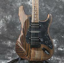 Quality Starshine Big Headstock Strat Electric Guitar Technical wood Good Sound