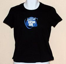 New: LAST CALL WITH CARSON DALY - NBC TV Show (Jr Teens) Large Black TV T-shirt
