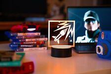 Six Siege Acrylic Light - Ash