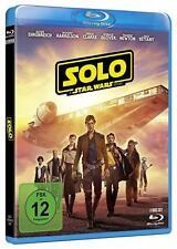 Solo Star Wars Story Blue Ray Zwei Discs