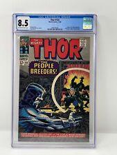 Thor #134 CGC 8.5 High Evolutionary 1966