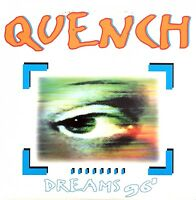 Quench ‎Maxi CD Dreams 96' - France (EX/EX+)