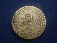 1/2 Taler 1628 Salzburg Auf die Domweihe Paris Graf von Lodron Silber  W/20/1084