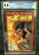 X-Men: The End #v3 #1 (2006) Greg Land Cover CGC 9.8 CE255