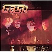 GASH - SEVEN YEARS [EP] * NEW CD