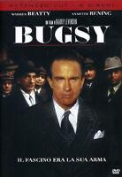 Bugsy - Extended Cut 2 Dvd - Raro Dvd Fuori Catalogo - Nuovo Sigillato
