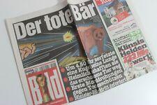 BILDzeitung 27.06.2006 Juni 27.6.2006 Geschenk 14. 15. 16. 17. Geburtstag