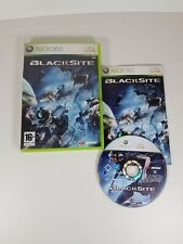 Blacksite XBOX 360 Action Video Game Anleitung PAL