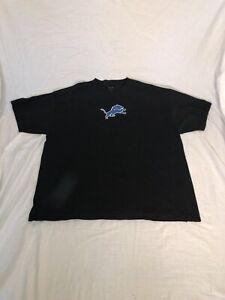 Men's Reebok NFL Detroit Lions Matt Stafford Graphic Short Sleeve Shirt Size XXL