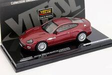 Aston Martin vanquish rouge 1:43 vitesse