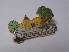 Pin's Rodemack Moselle plus beaux villages de France PBVF LB Création