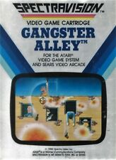 Gangster Alley For Atari Vintage Arcade Game Only