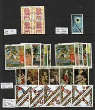 Cook Islands collection, various sets 1963 - 1982 fine used (Cancelled to Order)
