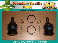 2 FRONT UPPER BALL JOINT TOYOTA SEQUOIA 01-07 TACOMA 4WD 95-04 TUNDRA 00-06
