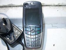 Motorola 3G Modelo PSM5049A+ Cargador, trabajando