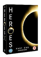 Heroes - Series 1 Vol. 1 (DVD, 2007, 4-Disc Set)