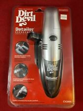 Dirt Devil CV2000 Detailer Portable Mini Vacuum Cleaner Handheld Cordless - NEW