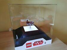 Showcase vetrina Lego Star Wars millennium falcon luminosa
