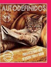 Autodefinido (Edicion Mensual): Autodefinido 6 (Edicion Mensual). by Pablo...