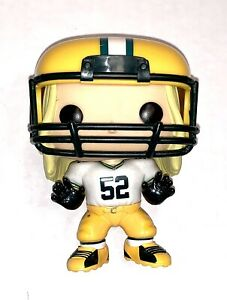NFL Green Bay Packers FUNKO POP Clay Matthews #16 WAVE 1 FREE SHIPPING