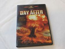 The Day After DVD SUPER RARE MINT disc Nuclear War 1983 Classic Hit Goldbergs