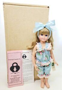 Pittsburgh Originals Blonde/Blue Cindy Membership Doll by Chris Miller