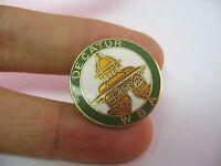 Vintage Lapel Hat Pin Pinback: DECATUR WBA