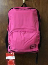 """Puma Girl's 15"""" Youth Laptop Backpack Dark Pink"""