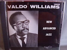 Valdo Williams- New Advanced Jazz- SAVOY Japan 1993 WIE NEU ohne OBI