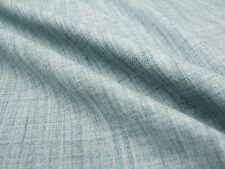 Plain Wool Effect Chenille Style Very Soft Fabric for Curtains Upholstery Sofa