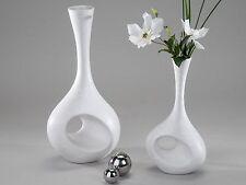 Abstrakte Deko-Blumenvasen aus Keramik