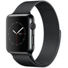 8GB Smartwatches aus Edelstahl für iOS-Apple