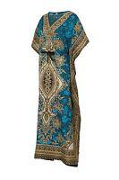 New Long Kaftan dress Hippy Boho Maxi,Free Size Women Caftan Top Dress Gown
