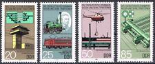 [CF2212] RDA 1985, Serie CL Aniversario de los trenes alemanes (MNH)